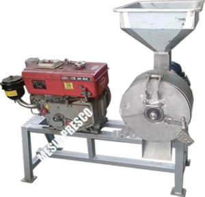 Mesin Giling Bumbu / Cabe Type 8 inchi