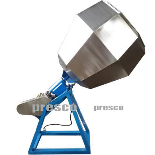 Mesin Pengaduk Bumbu Hexagonal wm02