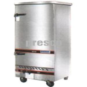 Mesin Pengukus Nasi (Heavy duty Gas Rice Cooker) 12 Tray