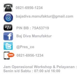 kontak media sosial